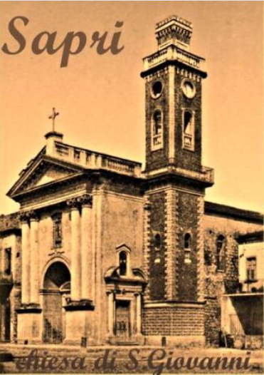 chiesa di S. Giovanni a Sapri