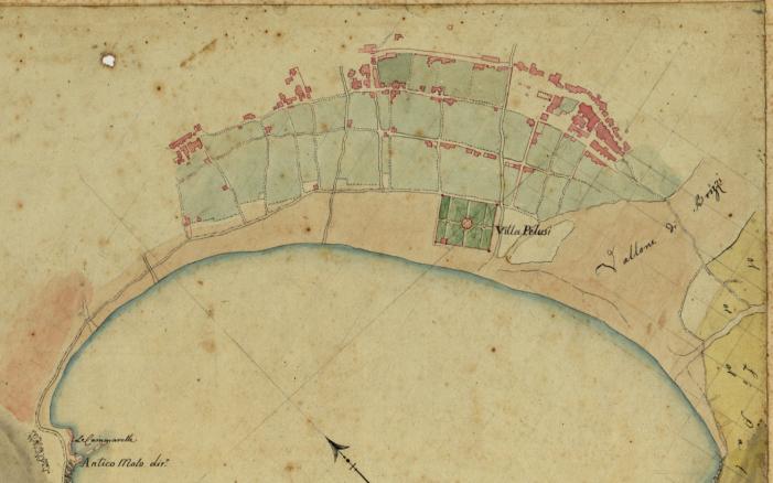 Sapri nel 1819, ten. Blois